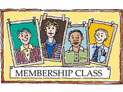 New Member Classes