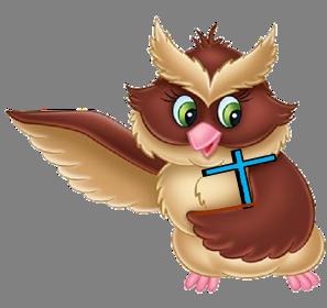 Sunday School…Where St. Paul's Kids HOOT OWL