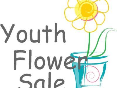Senior Youth Flower Sale