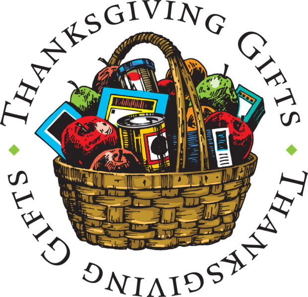 Thanksgiving Basket Collection