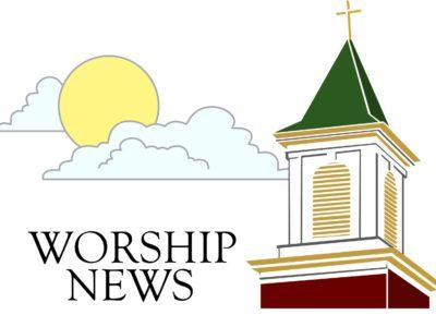 Worship News